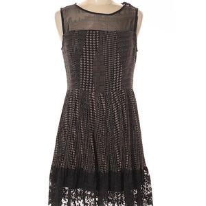 Ina black dress size Medium